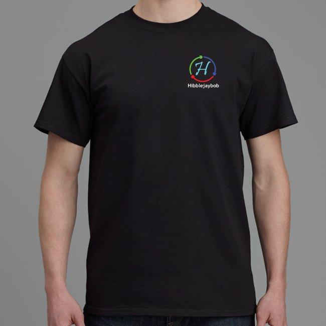 Hibblejaybob Logo T-Shirt (Unisex)