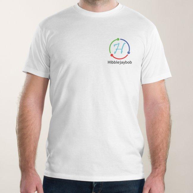 d16aa33f Product. Home / Clothing / Hibblejaybob Logo – Vistaprint Signature Soft T- Shirt – Mens