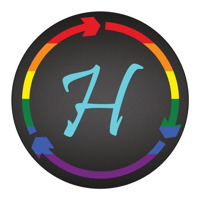 Hibblejaybob LGBT Pride Sticker
