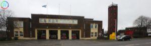 2017.02.21 - Coatbridge Fire Station Visit