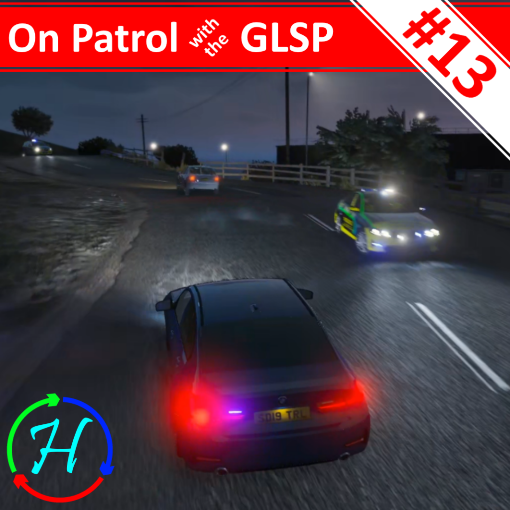 New Video - Ep.13 - On Patrol with the GLSP
