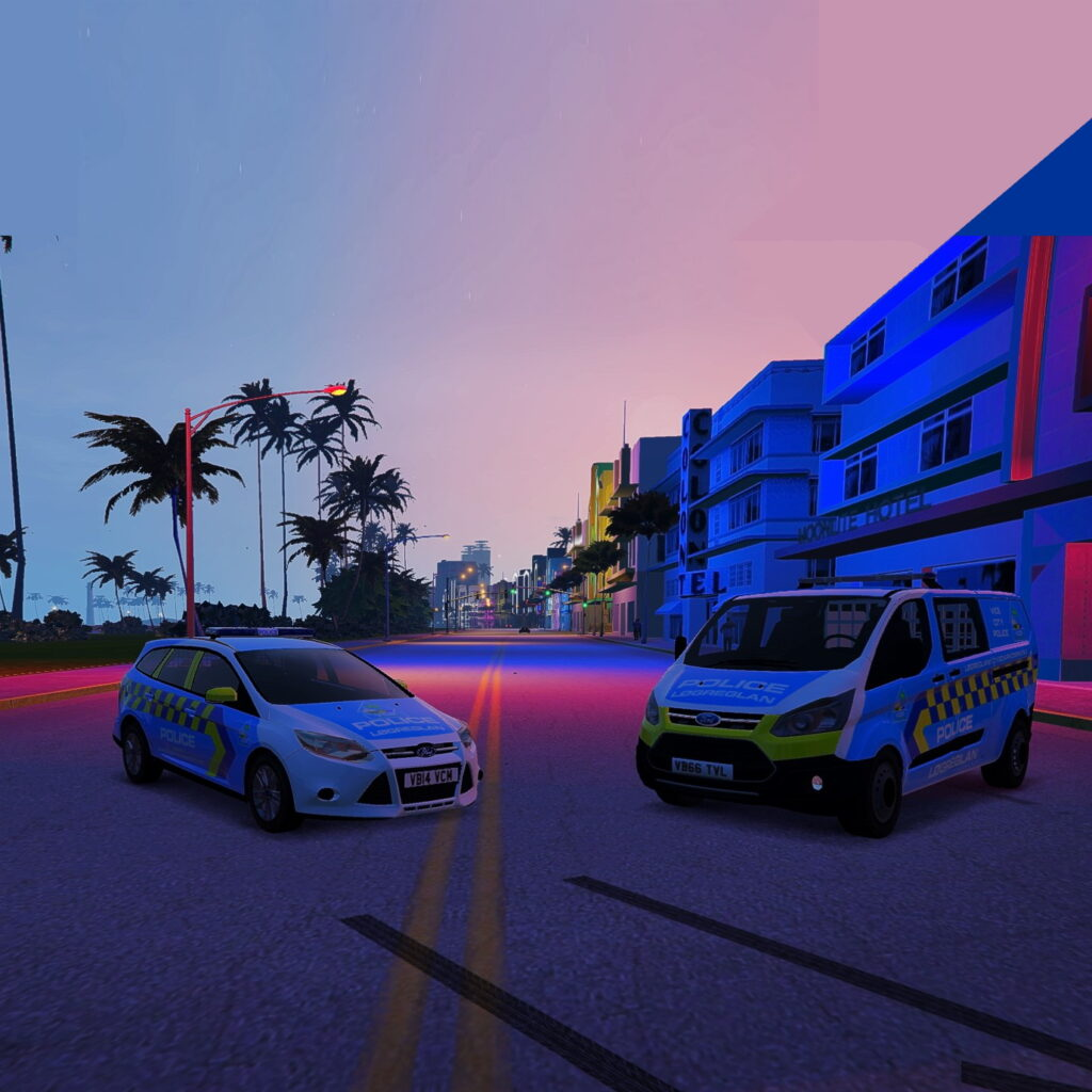 New Police Liveries
