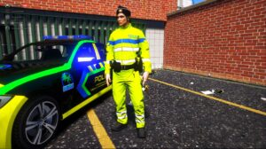 New Uniforms for Roads Policing Units